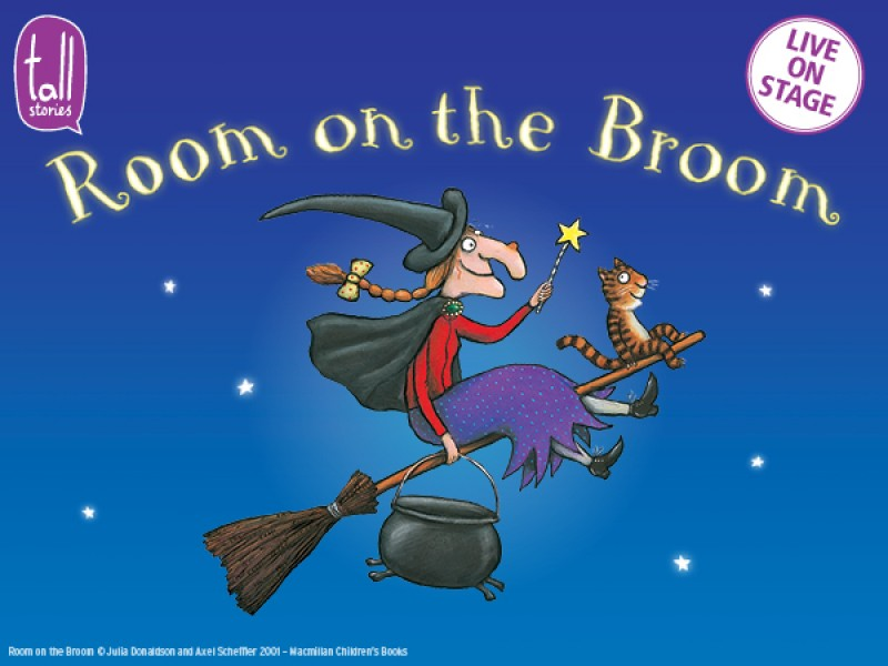 Room On The Broom- Live On Stage